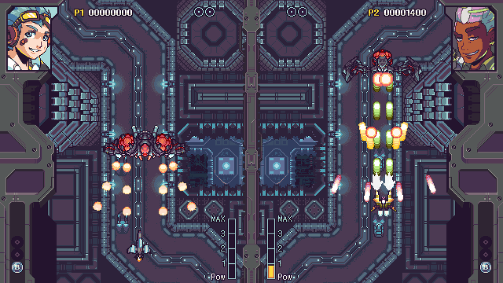 Rival Star Hero alpha screenshot